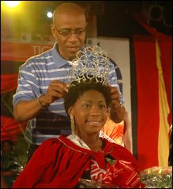Rae-Dawn Thomas - Miss Labour Queen 2008