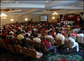 St. Kitts - Nevis Labour Party Conference 2008
