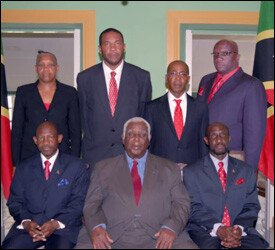 St. Kitts - Nevis Labour Party - 2010