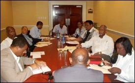 St. Kitts - Nevis National Ambassadors