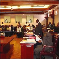 St. Kitts - Nevis National Assembly
