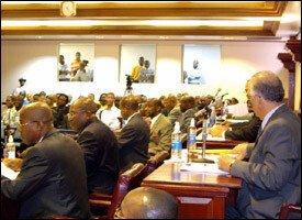 St. Kitts - Nevis - National Assembly