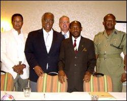 St. Kitts - Nevis National Crime Consultation