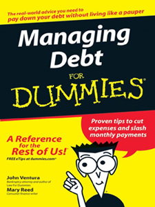 Managing The National Debt