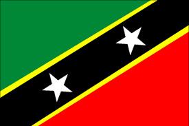 The St. Kitts - Nevis National Flag