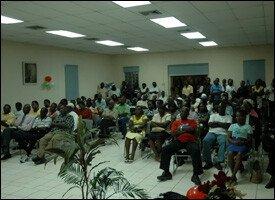 Meeting Of St. Kitts - Nevis Nationals In St. Maarten