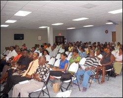 St. Kitts - Nevis Nationals In Tortola