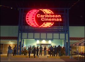 St. Kitts - Nevis' New Caribbean Cinemas