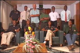 St. Kitts - Nevis Olympic Team 2008