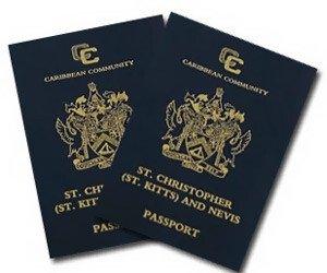 St. Kitts - Nevis Passports