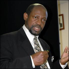 St. Kitts - Nevis Prime Minister - Denzil Douglas