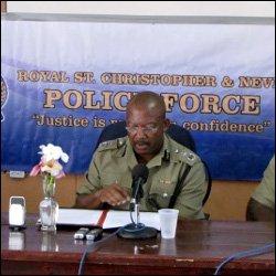 St. Kitts - Nevis Police Commissioner - Austin Williams