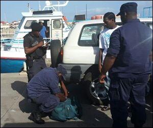 Police Conduct Random Search