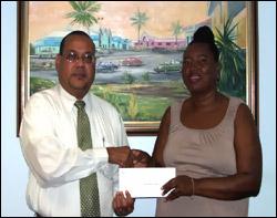 Check For St. Kitts - Nevis Netball Team