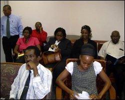 St. Kitts - Nevis Press Corp
