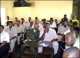 Federation Prison Officers Voice Concerns