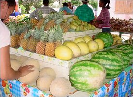 Locals St. Kitts - Nevis Produce For Sale