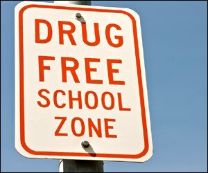 Keep Drugs Out Of Our Schools!