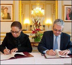 Skerrit Signs Agreement With Reynders