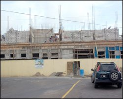 New Social Security Building Under Construction
