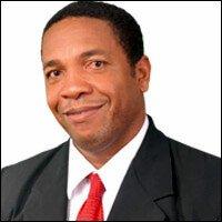 St. Kitts Nevis Minister of Sports - Glenn Phillip