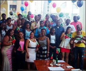St. Kitts - Nevis Students In Taiwan