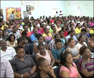 St. Kitts – Nevis Teachers Prepare For New Year