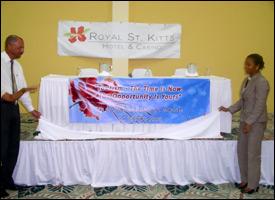St. Kitts - Nevis Tourism Slogan - 2008