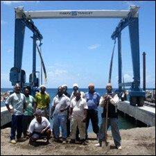 St. Kitts - Nevis New Travel Lift