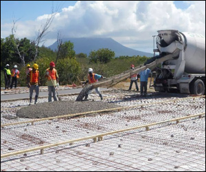 Officials Visit St. Kitts' Park Hyatt Project