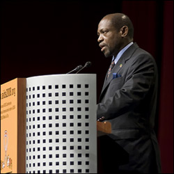 St. Kitts - Nevis PM At HIV/AIDS Confeence