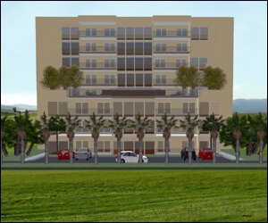 St. Kitts' Prime Hotel - Artist's Conception