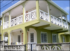 St. Kitts' Private Homes