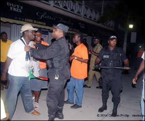 Protesters Arrested In St. Kitts