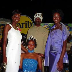 St. Kitts Saddle Fiesta Contestants 2003