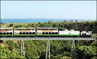 The St. Kitts Scenic Railway