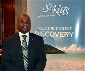 St. Kitts - Nevis Tourism Minister - Lindsay Grant