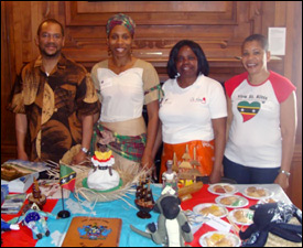 St. Kitts Tourism Officials In Washington