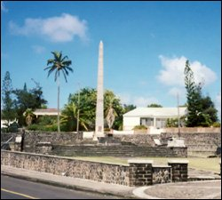 The St. Kitts War Memorial