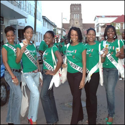St. Kitts Youth - World Aids Day 2007