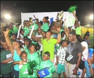 St. Thomas Primary Wins Inter-Primary Schools Championship