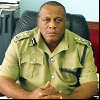 Deputy Commissioner of Police - Stafford Liburd