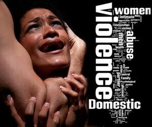 Stop Domestic Violence Against Women!