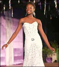 Sudeakka Francis - Miss Caribbean 2011