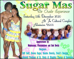 Sugar Mas - The Oualie Experience