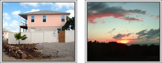 Nevis Villa Rental - Sunset Heaven Cottages