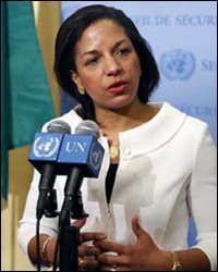 Her Excellency Susan Rice
