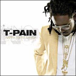 Rapper T-Pain