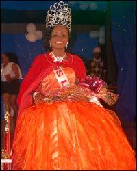 Miss Tamara Dorset - Miss Lanour 2009