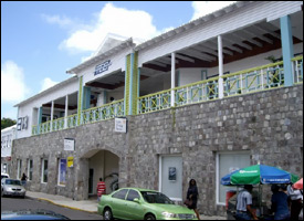 TDC Corporate Offices - Basseterre, Saint Kitts